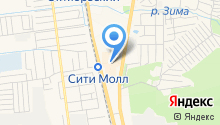 8th street на карте