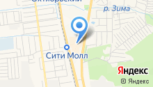 GF на карте