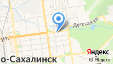 Адвокат Крашенинникова Л.Б. на карте