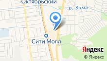 MegaMix на карте