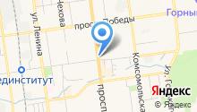 Банкомат, Банк ФК Открытие на карте