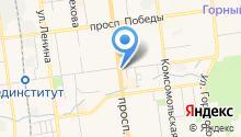 Аптека на Янтаре на карте