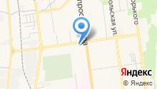 PANALPINA на карте