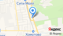 Дальтехмашсервис, ООО, автосалон Mitsubishi на карте