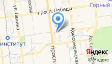 АВТОТРАНССТРОЙ на карте