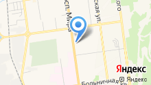 SeVen на карте