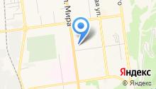 LV. Hostel на карте