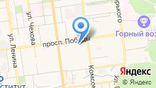 Вертикаль-Сервис на карте