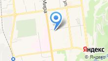 Аннабелль на карте