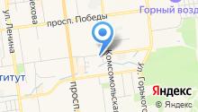 АвтоПрокат на карте