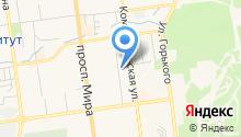 Астери Трейдинг на карте