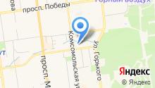 Division на карте