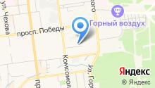 Сахалинский поисково-спасательный отряд им. В.А. Полякова на карте