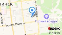 Агентство общественных связей на карте