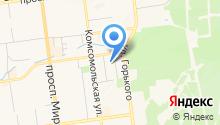 Yoga House на карте