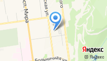 Green Street на карте