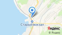 Первый на карте