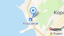 Участковый опорный пункт полиции на карте