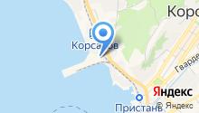 Сахалин-Шельф-Сервис на карте