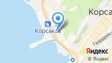 Сахалинская Транспортная Компания на карте