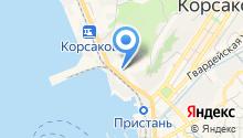 Сахалин Кастомс на карте