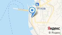 Морская спасательная служба Росморречфлота, ФБУ на карте