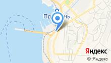 Мировые судьи Корсаковского района на карте