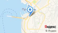 Корсаковский линейный отдел полиции на карте