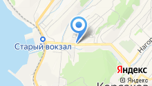 Корсаков Гор Газ на карте