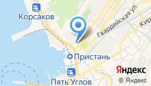 Средняя общеобразовательная школа №1 на карте