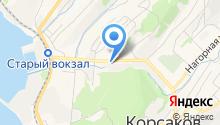 Спецтранс-Сахалин на карте