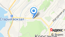 AutoBacs на карте