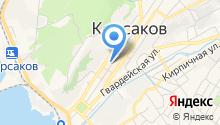 КБ Долинск на карте
