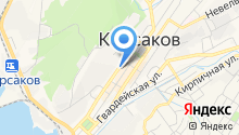 Корсаковский историко-краеведческий музей, МБУ на карте