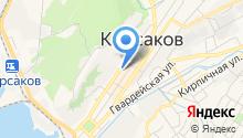 Корсаковский историко-краеведческий музей на карте