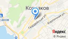 Сахалинский Вектор на карте