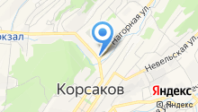 Чипполино на карте