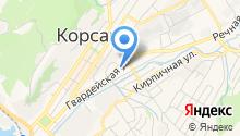 Pit Stop на карте