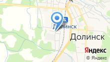 Магазин на Шевченко на карте