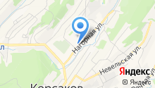 HomeMe на карте
