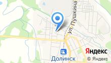 Военный комиссариат Сахалинской области на карте