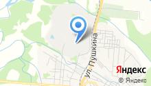 Архив Долинского района, МУ на карте
