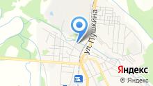 Станция по борьбе с болезнями животных №3 на карте