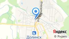 Классик Ольга на карте