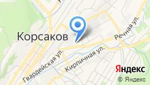 Сахалин Стартер Сервис на карте