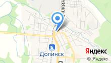 ЭкоДолинск на карте