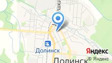 Долинское отделение вневедомственной охраны войск национальной гвардии РФ по Сахалинской области на карте