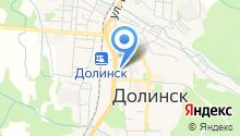 Торгово-монтажная организация на карте