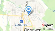 Сахалинрыбвод, ФГБУ на карте
