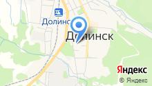 Сахалин-СМ на карте